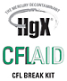 HgX® CFL Break Kit - 2